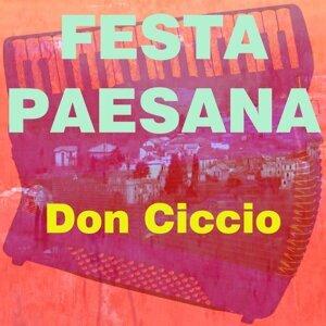 Don Ciccio Foto artis