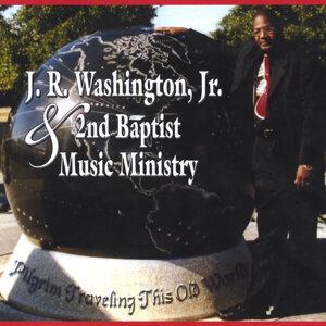 J.R. Washington, Jr. & 2nd Baptist Music Ministry Foto artis