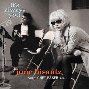 June Bisantz Foto artis