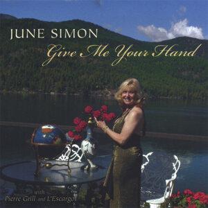 June Simon Foto artis