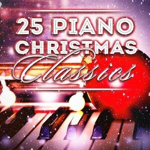 Christmas Piano Favorites, Christmas Favourites Foto artis