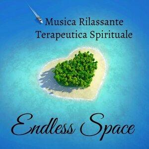 Relaxing Piano & Italian Restaurant Music Academy & Binaural Mind Serenity Delta Theta Gamma Waves Foto artis