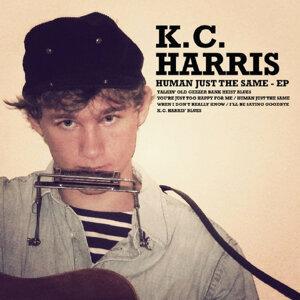 K.C. Harris Foto artis