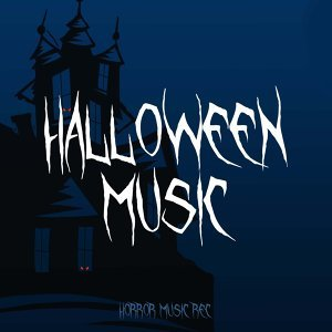 Kids Halloween Party Band & Ghost Music Foto artis