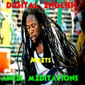 Ansel Meditation, Digital English Foto artis