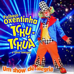Palhaço Oxentinha Tchu-Tchuá, Seus Amigos Foto artis