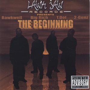 Lawk Jaw Records, T.Dot, Rawkwell, Big Rich, 2 Gunzs Foto artis