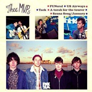 Thee MVPs Foto artis