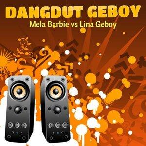Dangdut Geboy, Mela Barbie & Lina Geboy Foto artis