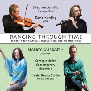 Carnegie Mellon Contemporary Ensemble, Daniel Nesta Curtis, Stephen Schultz, David Harding Foto artis
