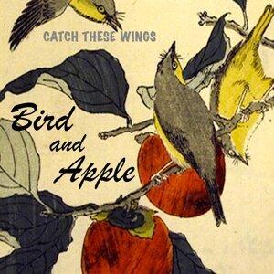 Bird and Apple Foto artis