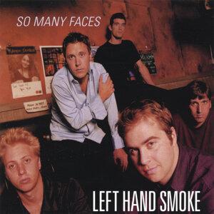 Left Hand Smoke Foto artis