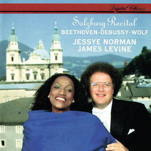 Jessye Norman, James Levine Foto artis