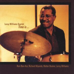 Leroy Williams Quartet Foto artis