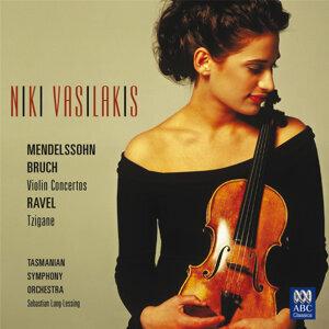 Niki Vasilakis, Tasmanian Symphony Orchestra, Sebastian Lang-Lessing Foto artis