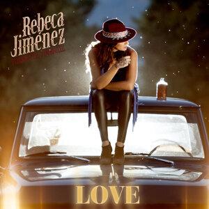 Rebeca Jiménez Foto artis