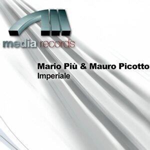 Mario Piu & Mauro Picotto, Mario Piu Foto artis