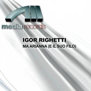 IGOR RIGHETTI Foto artis