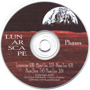 Lunarscape Foto artis