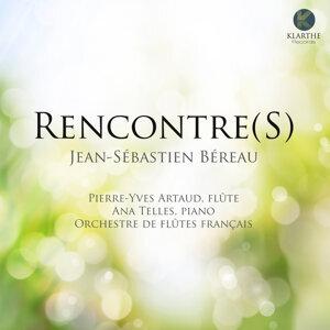 Pierre-Yves Artaud, Ana Telles, Orchestre de flûtes français Foto artis