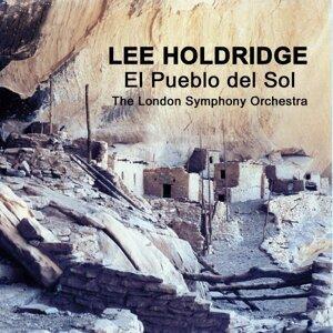 London Symphony Orchestra, Lee Holdridge Foto artis