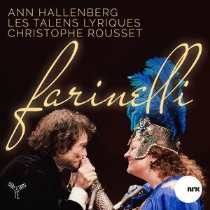 Ann Hallenberg, Les Talens Lyriques, Christophe Rousset Foto artis