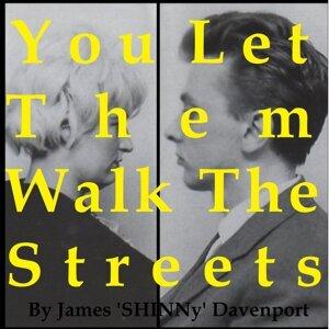 James Shinny Davenport Foto artis