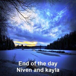 Niven Smith, Kayla Ankritt Foto artis