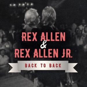 Rex Allen, Rex Allen Jr Foto artis