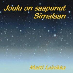 Matti Leinikka Foto artis