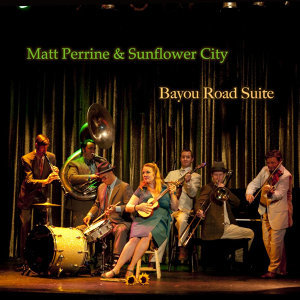 Matt Perrine & Sunflower City Foto artis