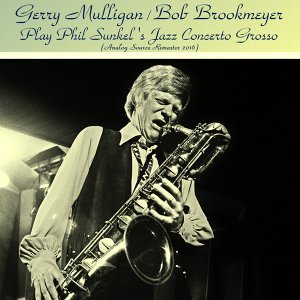 Gerry Mulligan, Bob Brookmeyer Foto artis