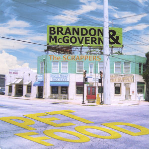 Brandon McGovern & The Scrappers Foto artis
