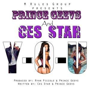 Prince Geevs, Ces Star Foto artis
