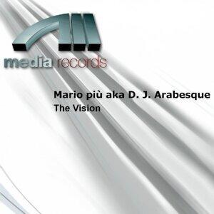 Mario Piu aka D. J. Arabesque Foto artis