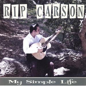 Rip Carson Foto artis