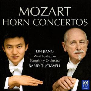 Lin Jiang, West Australian Symphony Orchestra, Barry Tuckwell Foto artis