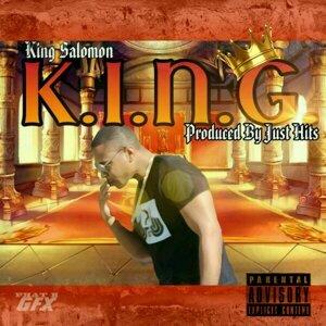 King Salomon Foto artis