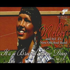 Melody & Syl J's New Old Soul Band Foto artis
