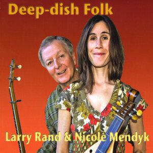 Larry Rand & Nicole Mendyk Foto artis