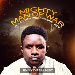 Jimmy D Psalmist Artist photo