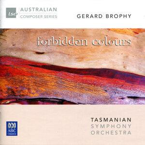 Tasmanian Symphony Orchestra, Kenneth Young, Dobbs Franks Foto artis