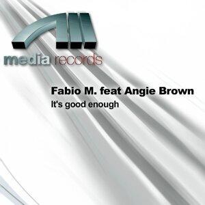 Fabio M. feat Angie Brown, Fabio M. Foto artis