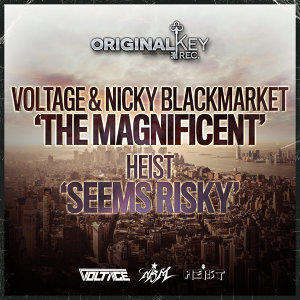 Voltage & Nicky Blackmarket / Heist Foto artis