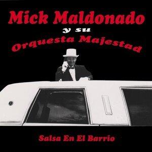 Mick Maldonado y Su Orquesta Majestad Foto artis