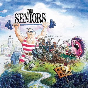 The Seniors Foto artis