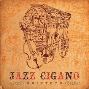Jazz Cigano Quinteto, Eduardo Mercuri Foto artis