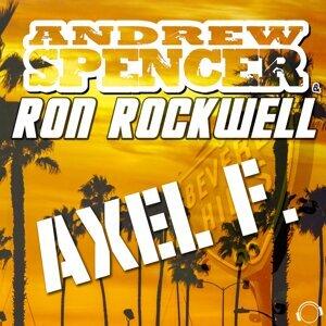 Andrew Spencer & Ron Rockwell Foto artis