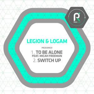 Legion, Logam Foto artis