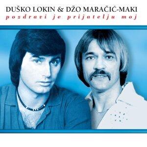 Duško Lokin, Džo Maračić Maki Foto artis